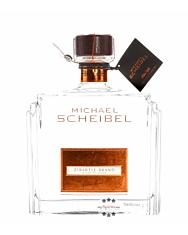 Scheibel Zibärtle-Brand Alte Zeit – Wilde Pflaume, über Holzfeuer gebrannt / 44 % vol. / 0,7 Liter-Flasche