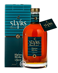 Slyrs Alpine Herbs Bavarian Liqueur / 30 % Vol. / 0,7 Liter in Premiumverpackung