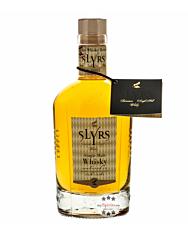 Slyrs Whisky: Bavarian Single Malt / 43 % vol. / 0,35 Liter-Flasche