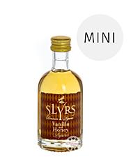 Slyrs Whisky Liqueur Vanilla & Honey / 30% Vol. / 0,05-Liter-Flasche