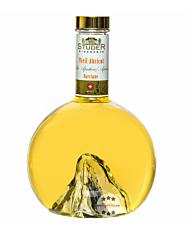 Studer Vieil Abricot Barrique – Alte Aprikose in Bergflasche / 40 % Vol. / 0,7 Liter-Flasche