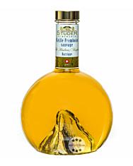 Studer Vieille Framboise Barrique – Alte Himbeere in Bergflasche / 40 % Vol. / 0,7 Liter-Flasche