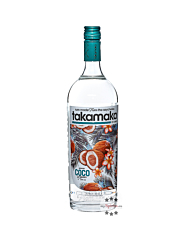 Takamaka Coco-Likör auf Rum-Basis / 25 % Vol. / 1,0 Liter-Flasche