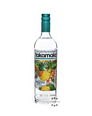 Takamaka Pineapple Likör auf Rum-Basis / 25 % Vol. / 0,7 Liter-Flasche