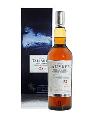Talisker 25 Jahre Limited Edition Single Malt Scotch Whisky 45,8 % vol.