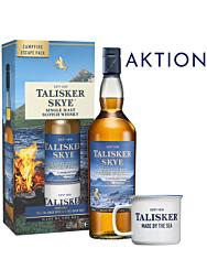 Talisker Skye Single Malt Scotch Whisky / 45,8 % Vol. / 0,7 Liter-Flasche in Geschenkbox