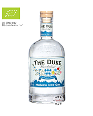 The Duke Wanderlust Gin Bio - Munich Dry Gin / 47 % Vol. / 0,7 Liter-Flasche