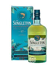 The Singleton 17 Jahre Single Malt Scotch Whisky Special Release 2020 Natural Cask Strength / 55,1 % Vol. / 0,7 Liter-Flasche in Geschenkbox