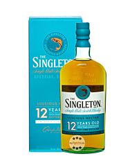 The Singleton of Dufftown 12 Years Single Malt Scotch Whisky / 40 % Vol. / 0,7 Liter-Flasche