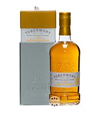 Tobermory 22 Jahre Port Cask Finish Single Malt Whisky / 46,3 % Vol. / 0,7 Liter-Flasche in Geschenkbox