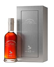 Tobermory 42 Jahre Single Malt Scotch Whisky / 47,7 % Vol. / 0,7 Liter-Flasche in Geschenkschatulle