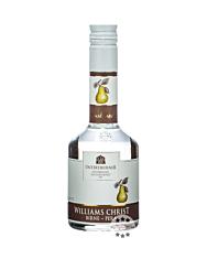 Unterthurner Williams Christ Birnenbrand / 39 % Vol. / 0,2 Liter-Flasche