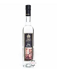 Villa de Varda Grappa Gran Cuvée Mezzolitro – Klarer Grappa Cuvée / 40 % Vol. / 0,5 Liter-Flasche
