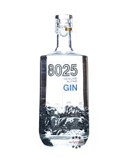 Villa Laviosa Genuine Alpine Gin 8025 / 40 % Vol. / 0,5 Liter-Flasche