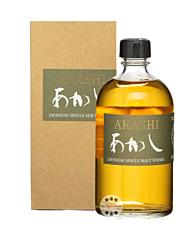 White Oak Akashi Japanese Single Malt Whisky / 46 % Vol. / 0,5 Liter-Flasche in Geschenkkarton