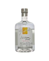 Guglhof: Williams Brand Reserve - Jahrgangsbrand / 41% Vol. / 0,7 Liter - Flasche