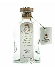 Ziegler Gravensteiner Apfel-Brand - Obst Edelbrand / 43 % vol. / 0,7 Liter-Flasche