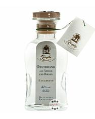 Ziegler Obstbrand aus Äpfeln und Birnen / 43 % vol. / 0,35 Liter-Flasche
