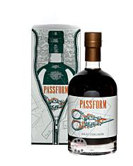 Ziegler: Passform Kräuterlikör / 30 % Vol. / 0,5 Liter-Flasche in Geschenkkarton