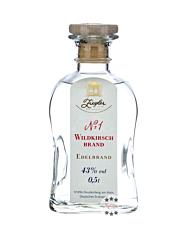 Ziegler Wildkirsch No. 1 Edelbrand / 43 % Vol. / 0,5 Liter-Flasche