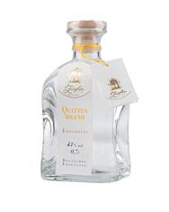 Ziegler Quitte: Quittenbrand - Edelbrand aus Quitten / 43 % vol. / 0,7 Liter-Flasche