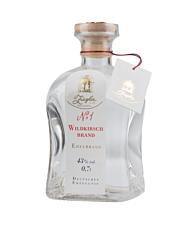 Ziegler Nr. 1 Wildkirsch Brand - Obst Edelbrand aus Wild-Kirschen / 43 % vol. / 0,7 Liter-Flasche