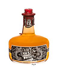 Guy Fawkes 12 Jahre Blended Whisky / 44,4 % Vol. / 0,7 Liter-Flasche