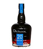 Dictador  Rum 20 YO