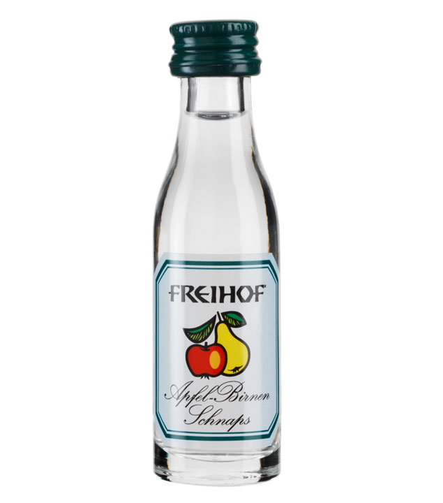Freihof: Alt Lustenau Obstler / 38% Vol. / 0,02 Liter