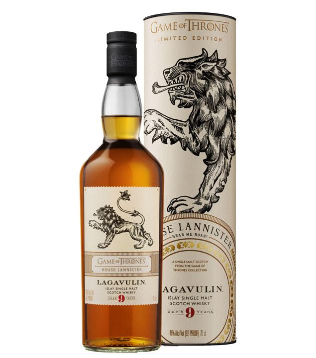 Game of Thrones Whisky House Lannister 9 Jahre / 46 % Vol. / 0,7 Liter-Flasche in Geschenkdose