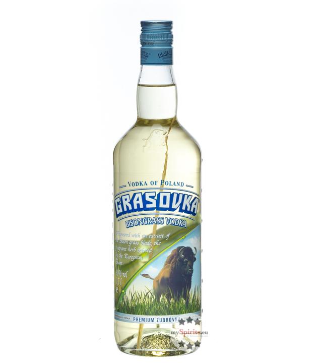 Bisongrass Vodka / 40 % Vol. / 0,7 Liter-Flasche