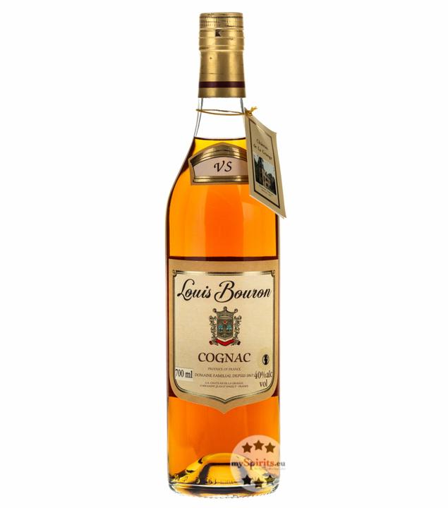 Louis Bouron VS Cognac / 40 % Vol. / 0,7 Liter-...