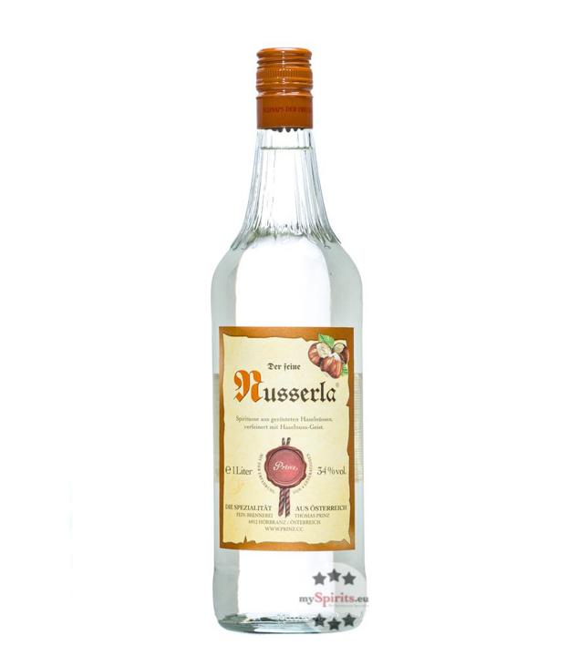 Prinz: Nusserla / 34% Vol. / 1,0 Liter - Flasche