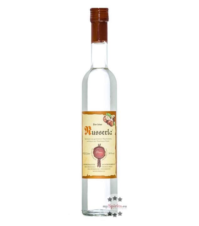 Prinz: Nusserla / 34% Vol. / 0,5 Liter - Flasche