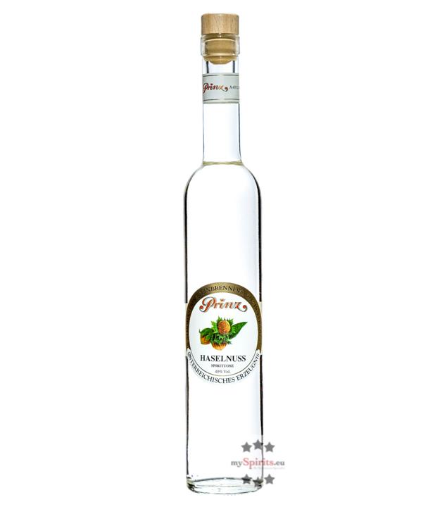 Prinz: Haselnuss-Schnaps / 40% Vol. / 0,5 Liter...