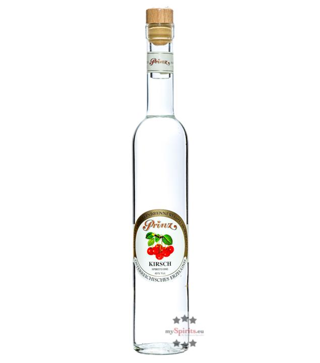 Prinz: Kirschen-Schnaps / 40% Vol. / 0,5 Liter ...