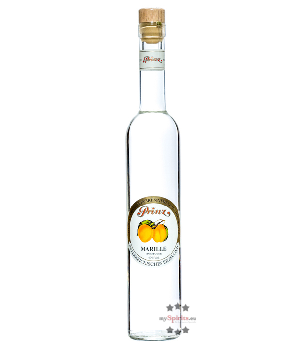 Prinz: Marillen-Schnaps / 40% Vol. / 0,5 Liter ...