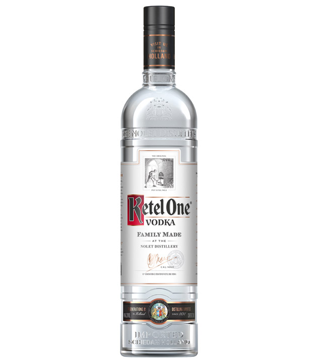 Vodka / 40 % Vol. / 0,7 Liter-Flasche