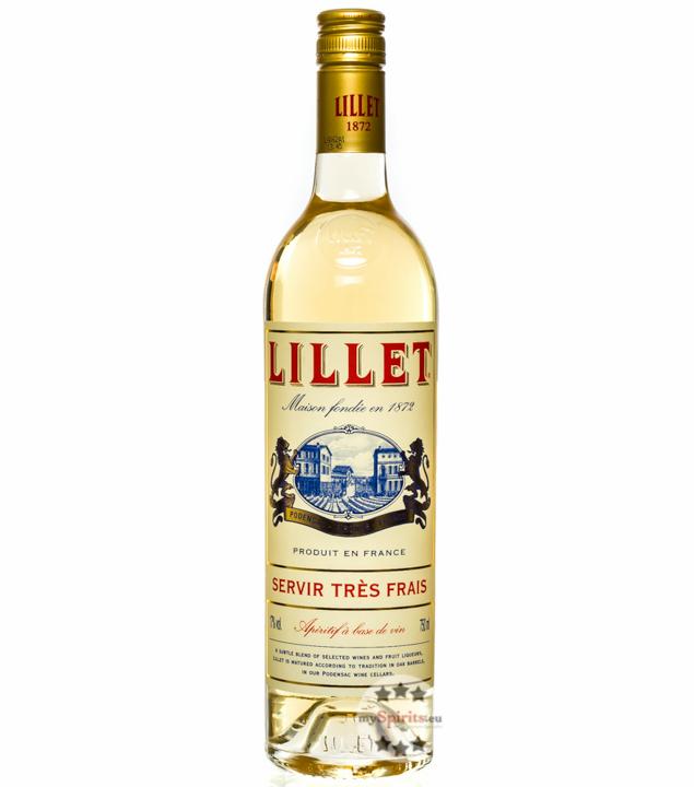 Lillet Blanc Weinaperitif / 17 % Vol. / 0,75 Li...