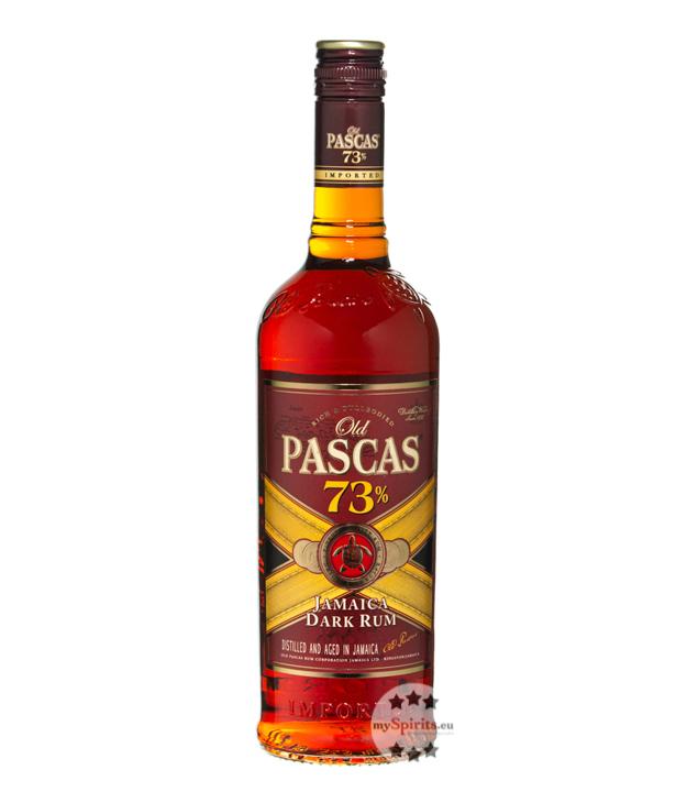 73 Jamaica Dark Rum / 73 % Vol. / 0,7 Liter-Flasche