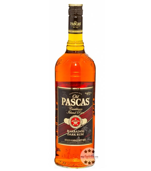 Barbados Dark Rum / 37,5 % Vol. / 1,0 Liter-Flasche