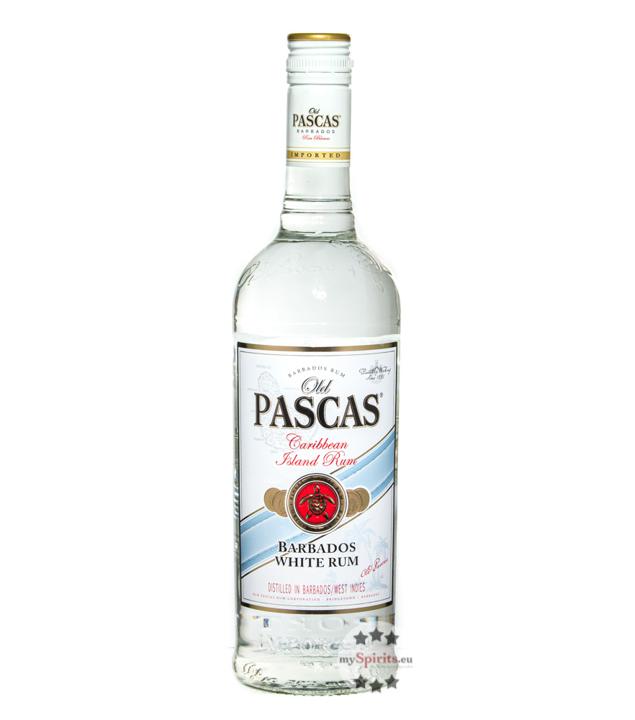 Barbados White Rum / 37,5 % Vol. / 0,7 Liter-Flasche