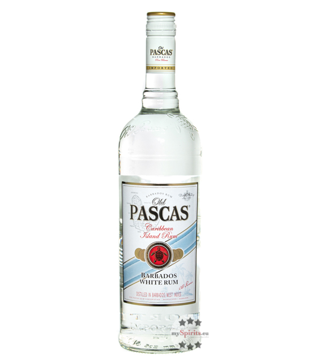 Barbados White Rum / 37,5 % Vol. / 1,0 Liter-Flasche