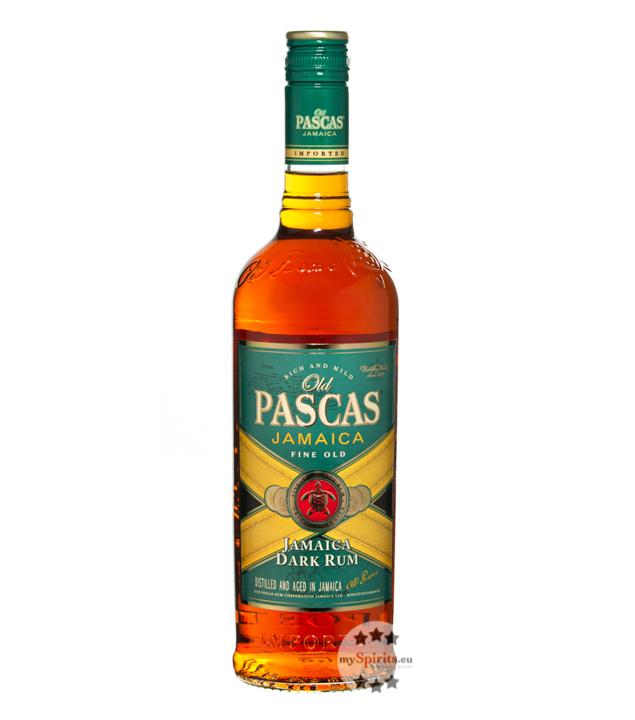 Jamaica Dark Rum / 40 % Vol. / 0,7 Liter-Flasche