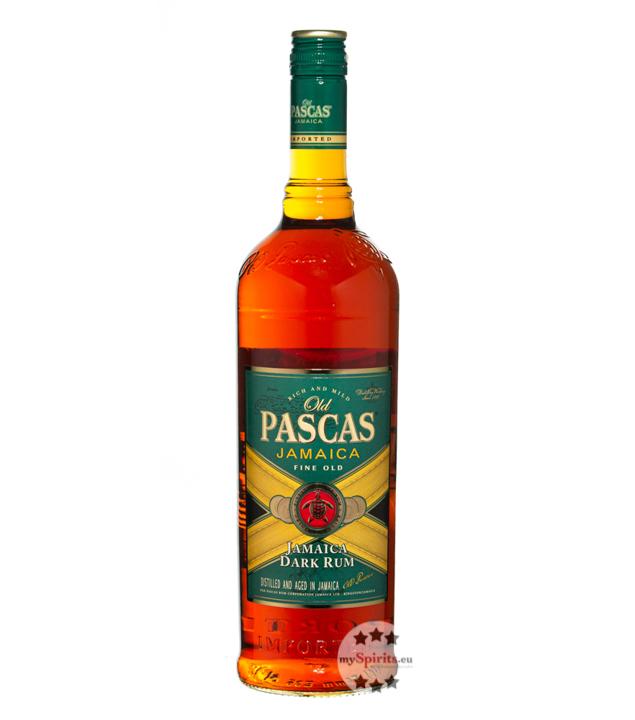Jamaica Dark Rum / 40 % Vol. / 1,0 Liter-Flasche