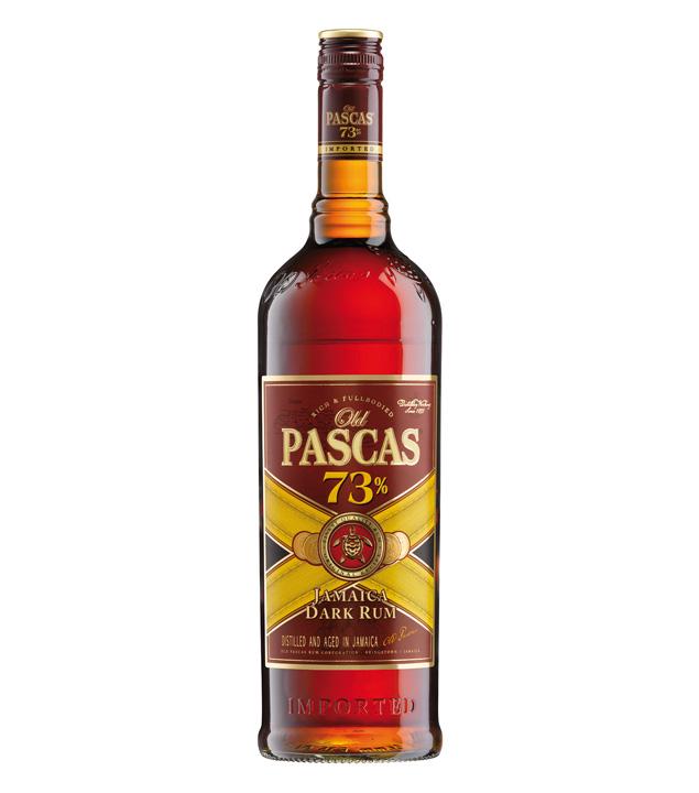 73 Jamaica Dark Rum / 73 % Vol. / 1,0 Liter-Flasche