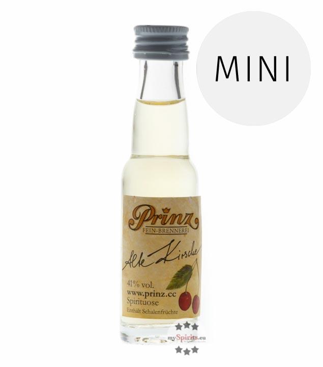 Prinz: Alte Kirsche / 41% Vol. / 0,02 Liter - Flasche