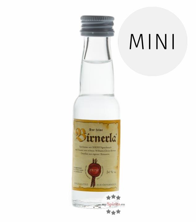 Prinz: Birnerla / 34% Vol. / 0,02 Liter - Flasche