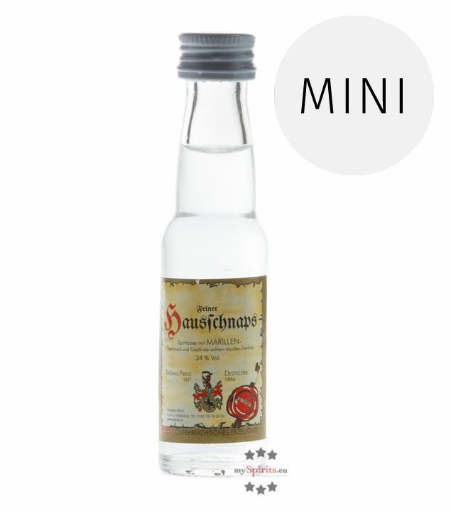 Prinz: Hausschnaps / 34% Vol. / 0,02 Liter - Flasche