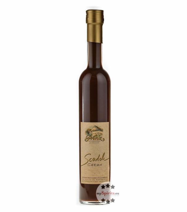 Prinz: Scotch-Cream / 16 % Vol. / 0,5 Liter - Flasche